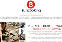 eBay Store Design For Solar Cooking