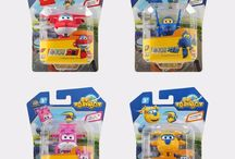 Super WIngs / superwings Toy