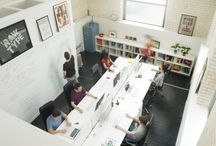 Living/Office spaces