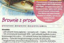 Przepisy kulinarne - ciasta różne