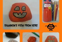 Halloween for kids craft
