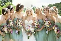 Wedding Bridal Party