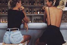 donne al bar
