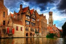 travel to Bruge / My favorite
