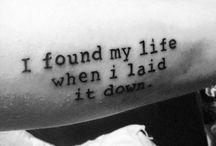 Christian tattoo (clutch)