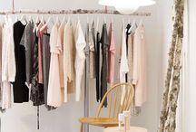 Tøj ophængning
