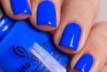 Nails polish colors