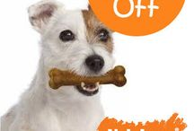 Specials! / Grab a bargain on top brands for your pets.
