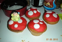 My Creations / my cakes and cupcakes for my firends and family and for events  ^_^