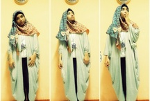 Daily Hijab Style