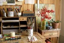 Art Studio / Craftroom Dream