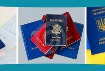 Оформление загранпаспортов