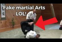 Fake Martial Arts Videos