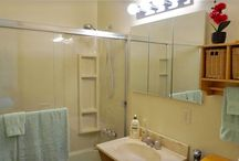 Home before and after / Bath & kitchen B4&After