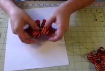 TamBowz hair bow tutorials / These are my hair bow tutorials from my YouTube channel www.youtube.com/user/Tambowz911