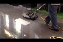Floor Cleaning Company Photos