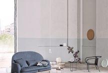 Scandinavian Soft Minimalism / Danish style interiors and decorations