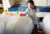 Kid proofing in style / stylish baby proofing