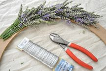 Crafting with Lavender