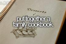 Family to-do list  / by Mel of Bacchus