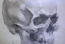kafatasını çiz