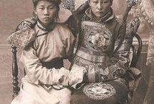 Народы Сибири и Азии