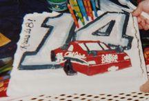 Sports Themed Cakes / NASCAR, NHL, MLB, NFL, etc.