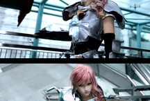 Cosplay examples
