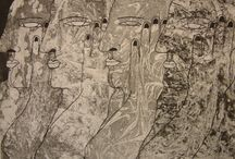 Etching / A Portfolio of Selected Etchings