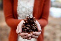 Earthy Winter Engagement