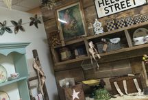 Helston Street / A selection of beautiful pieces from our vintage interiors shop 'Helston Street', Yorkshire, United Kingdom