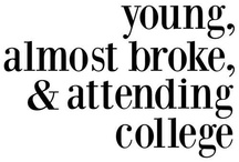 College!! / by Jessica Hodges