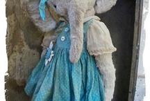 An elephants faithful 100% / by Julie Prince