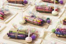 Bodas con niños / Dan alegría, crean momentos divertidos, improvisados... Pensamos en ellos para crear decoraciones geniales.