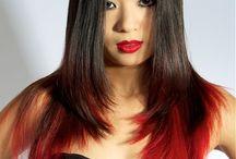 Red hair ideas