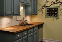 Kitchen Make Over / by Katie Sidorowicz
