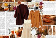 Burgund, Jesień i Gryfindor <3
