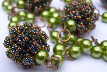 Beads and pretty jewelry 2 / by Mary Jo Budde