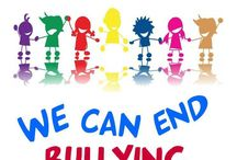 Campaigns against Bullying! / I'm passionate about stopping bullying because I was bullied by mean kids and I know how it feels to be hated for being different! Children need to really get that everyone is special and has something unique about them! No one is better because of their looks! We are all equal and beautiful in our own way!