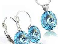 Modré šperky / Blue Jewelry
