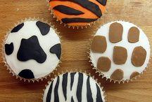 muffins og småkaker