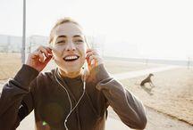 running! / by Sarah Tanis