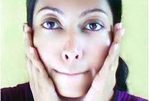 having a beautiful face