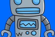 Chatbot Qwerty Intelligenza artificiale / Qwerty la chatbot integrabile a facebook messanger, App Mobile e piattaforme CMS WordPress.