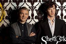 Ambiance élémentaire mon cher / Une décoration pop-culture pour les fans de la série Sherlock ! La ville de Londres, Irene Adler ou encore la moustache de Watson, tout y est pour relooker votre intérieur !
