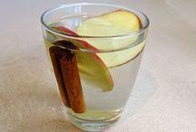 chá canela e maçã para emagrecer