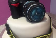 Photo Camera Cake/ Fotokamera Torten