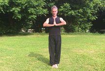 Matteo Carraro - Posizioni Yoga