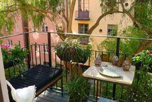 Balconi giardini