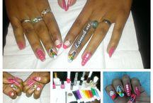 ❤Birthday ❤ / Je vous donnerai des idées pour avoir des ongles glamour le jour de votre anniversaire